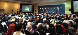 Marwa Aly audience photo