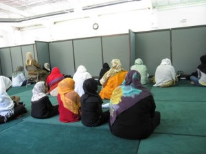 Women Struggle to be Heard in the Mosque