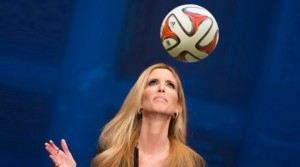 Ann Coulter Says Soccer is the Bane of America – Really