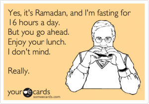 Getting Ramadan Ready for Busy People on a Schedule – Part One and Two