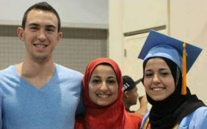 Muslim Response to Chapel Hill: Honoring the Slain and Building Bridges