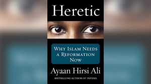 To Ayaan Hirsi Ali – The Problem is Not with Islam, but with the Author