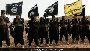 ISIS fighters. Photo courtesy of Wikimedia Commons.
