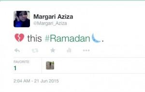 Margari Tweet