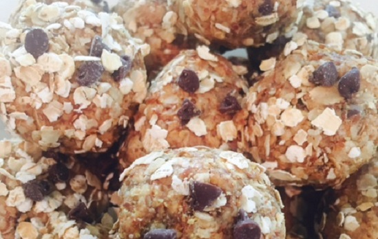 Protein balls! All images source: Zahra Suratwala