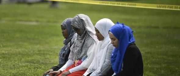 new bloomington muslim A blast occurred at an islamic center in bloomington, minnesota as muslims  were gathering for morning prayers.