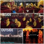 Tibet - festival of lights