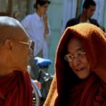 Shan Buddhist Monks in Burma