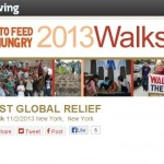 Seth Segal's Walk to Feed the Hungry for Buddhist Global Relief