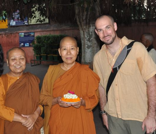 "Dhammananda Bhikkhuni and Thailand's ""secret"" Buddhist Nuns"