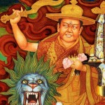 New Kadampa / Shugden followers protest Dalai Lama's Nobel Peace Prize