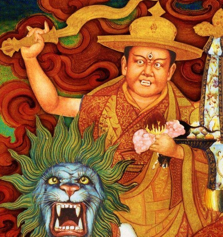Dorje Shugden (aka Dolgyal Shugden)