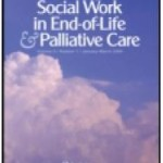 journal of social work in end-of-life and palliative care