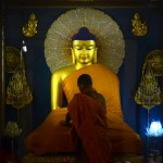 Another Lhabab Düchen in Bodhgaya