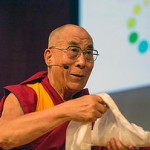 Tenzin Gyatso - 14th Dalai Lama, photo by Christopher Michel Flickr C.C.