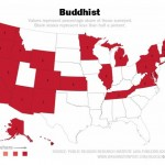 Buddhists in America 2015