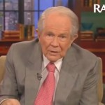 Responding to Pat Robertson's comment that a Christian could 'get infected by' Buddhism [Video]