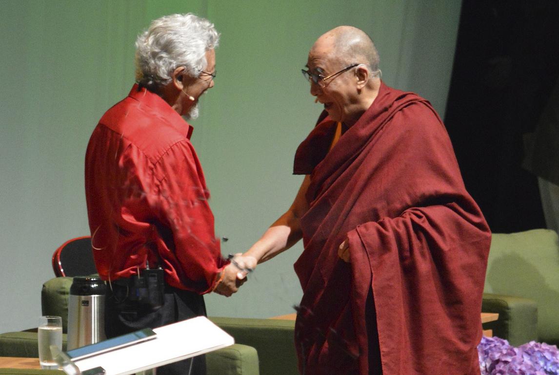 David Suzuki Buddhism