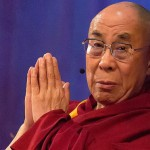 Tenzin Gyatso - 14th Dalai Lama (photo by Christopher Michel, flickr C.C.)