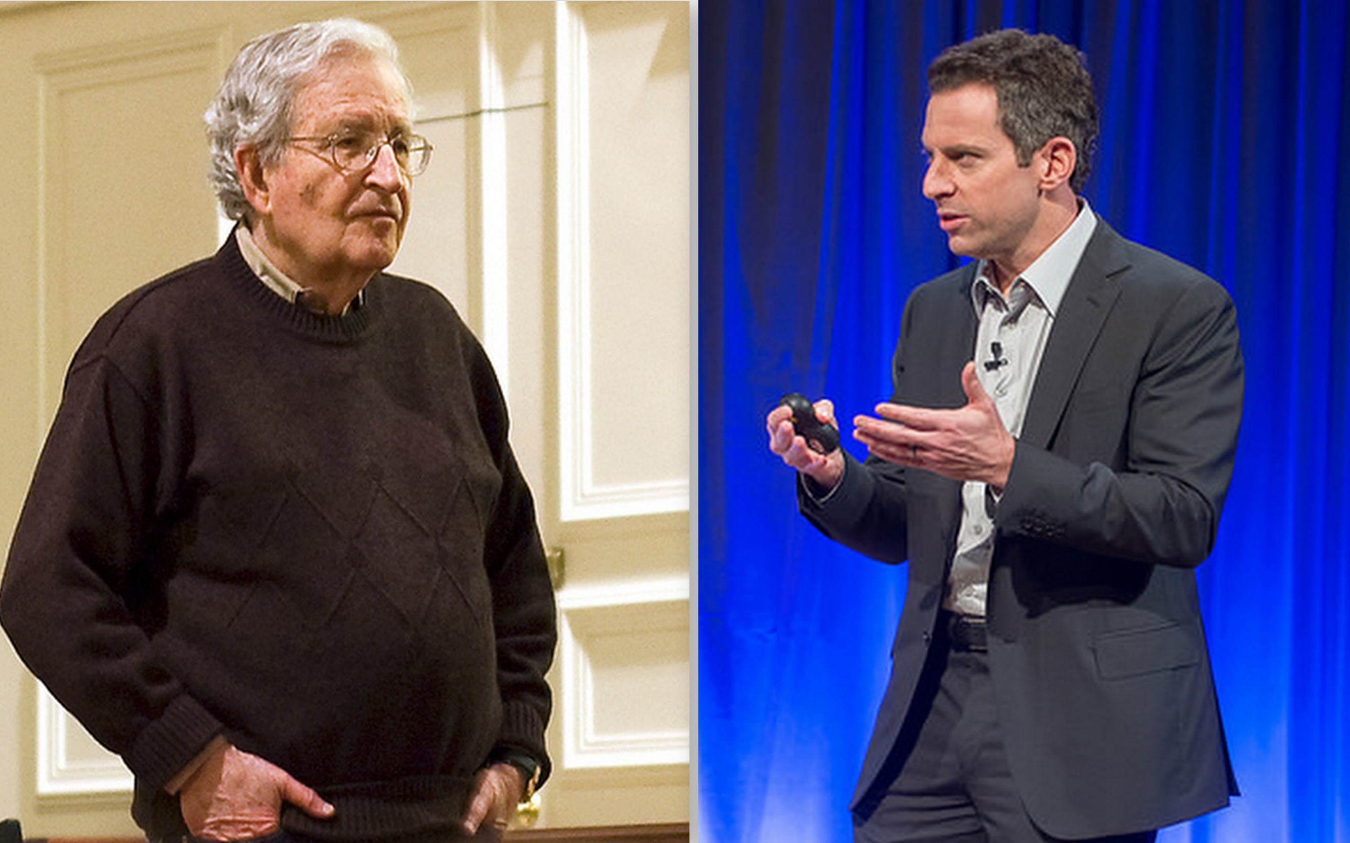 All Good Intentions: But does Sam Harris have what it takes to be Buddhist?