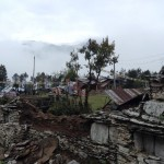 tarke gyang nepal earthquake destruction
