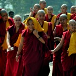 Tibetan Buddhist nuns make history with Geshema Degrees (Doctorates in Buddhist Philosophy)