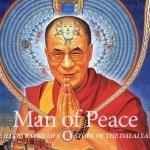 Man of Peace - dalai lama graphic biography