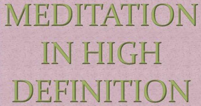 Buddhist-Christian meditation in Zimbabwe