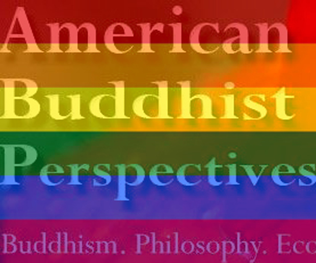Celebrating same-sex marriage in Buddhism