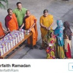 Buddhist monastery serves meals to fasting Muslims in Ramadan