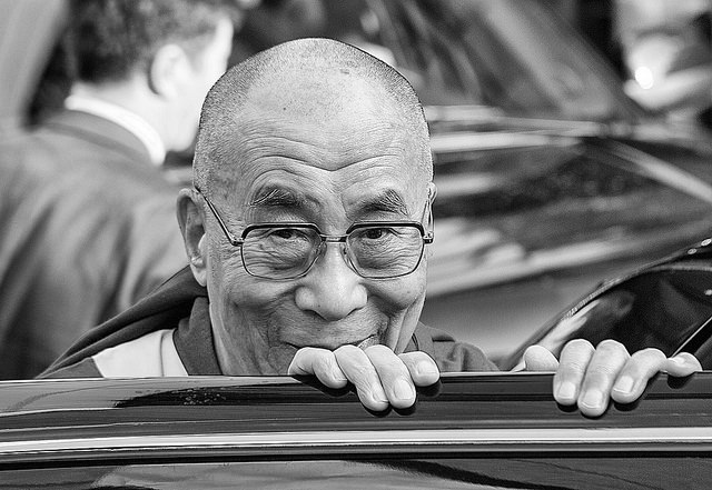 Tenzin Gyatso - 14th Dalai Lama by Christopher Michel (C.C. flickr)