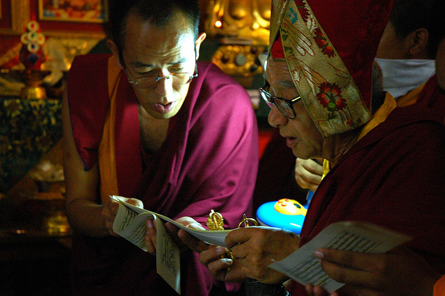 The importance of texts and their authenticity in Buddhism