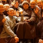 Buddhist Teacher Thich Nhat Hanh returns to Plum Village after US treatment
