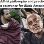 lama choyin rangdrol and charles johnson black buddhism-clip