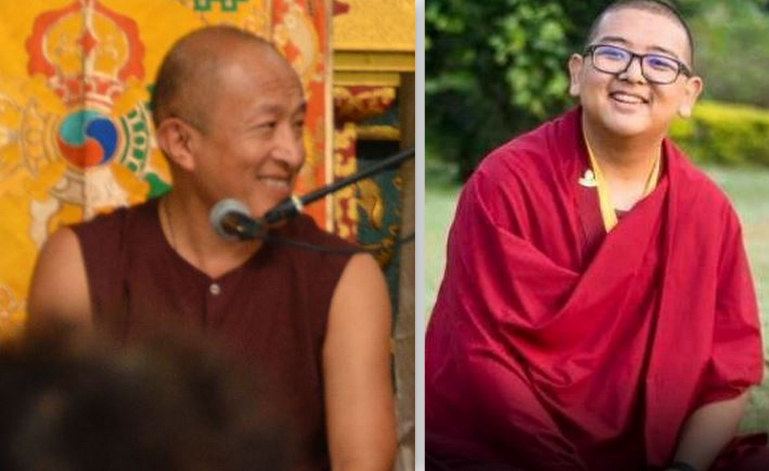 "Dzongsar Khyentse Rinpoche on the ""outdated"" Tulku system in Tibetan Buddhism"