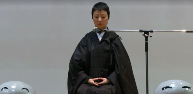 "In Japanese ""Most Handsome Monk Contest"", a female meditation teacher wins"