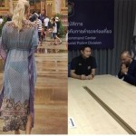 Tourists: Buddha Tattoos are Taboo; as are See-Through dresses at Buddhist holy sites