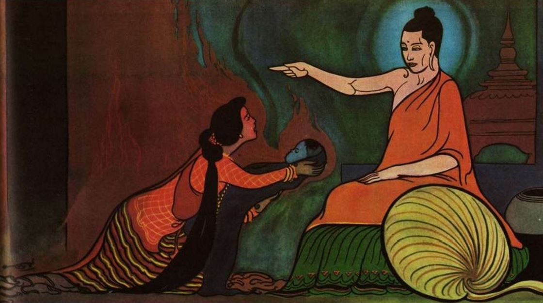 The Buddhist Parable of the Mustard Seed: Grief, Loss, and Heartbreak