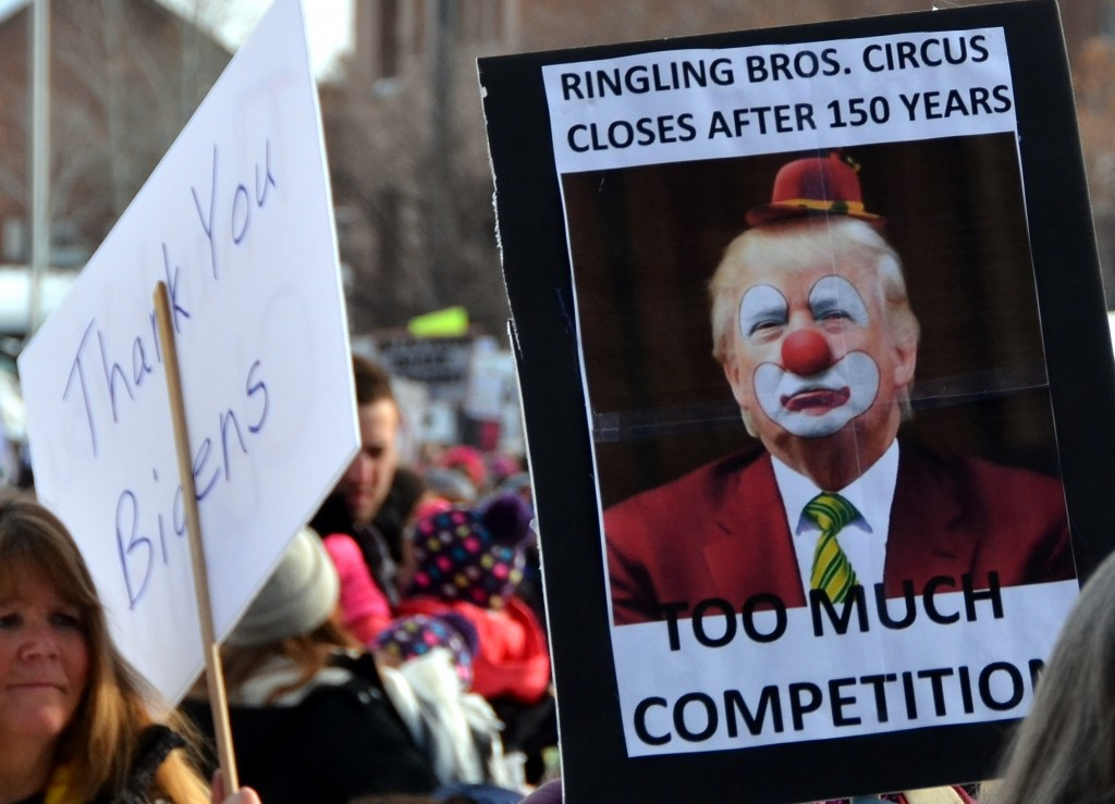 Circus Closes - too much competition.