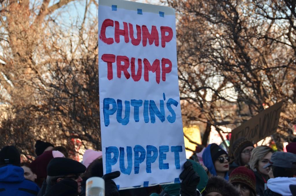 Chump Trump, Putin's Puppet