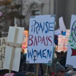 Women's March on Montana in Photos (UPDATED)