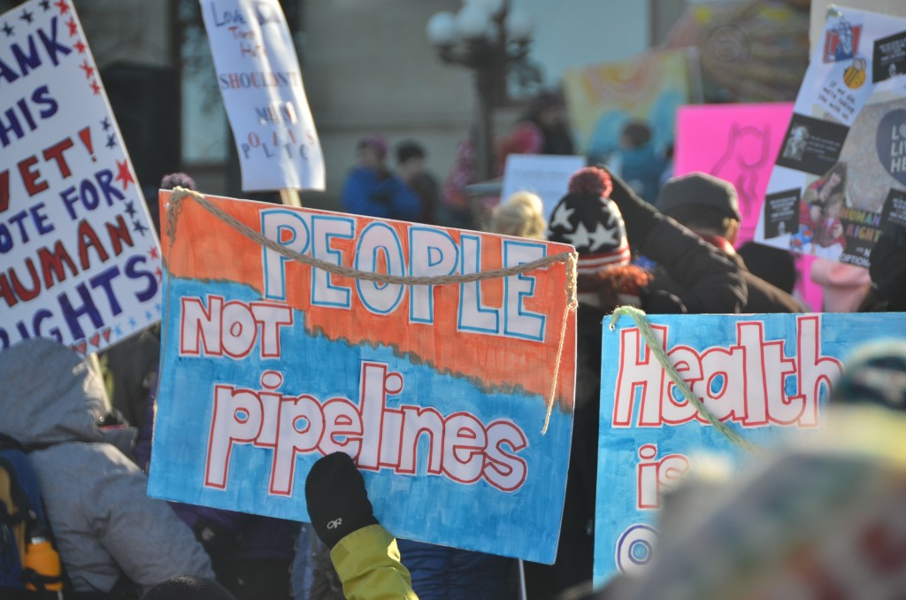 People, Not Pipelines.