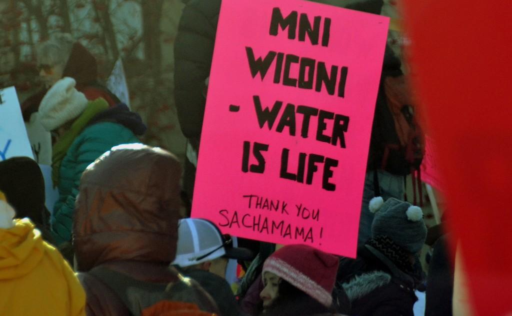 Mni Wiconi - Water is Life