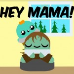 Introducing <i>Hey Mama!</i> a children's ebook on Meditation
