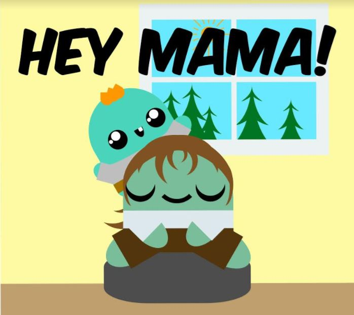 Hey Mama ebook cover