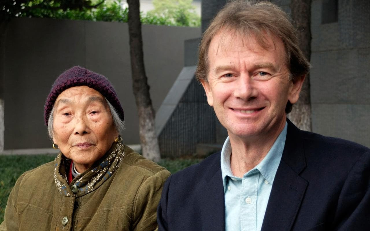 "Buddhism, Christianity, and an Emerging Superpower: An Interview with Michael Wood from ""The Story of China"""