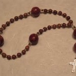 Prayer for the Senses, a Book Review of A Bead and A Prayer by Kristen Vincent