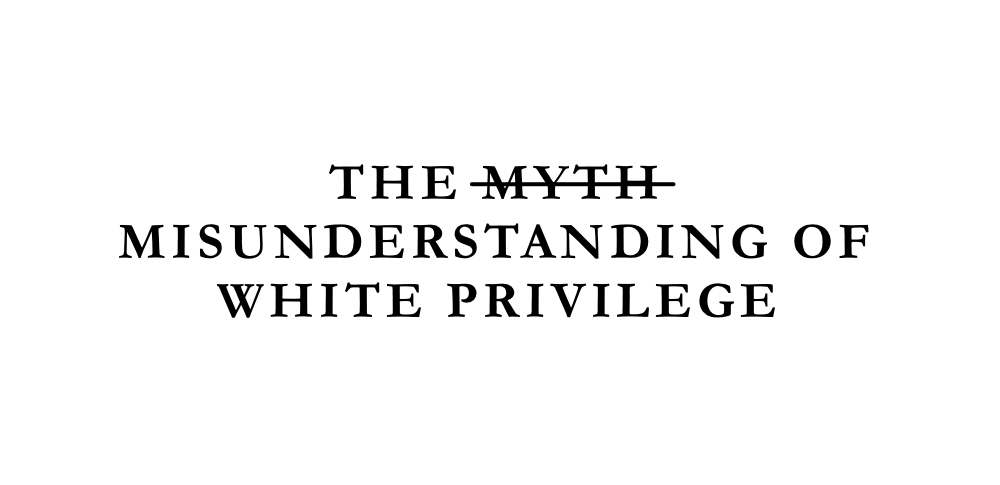Essay on white privilege