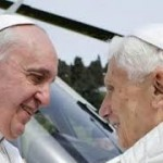 Two Popes Walk into a Bar …