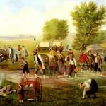 Mormon Handcart Pioneers